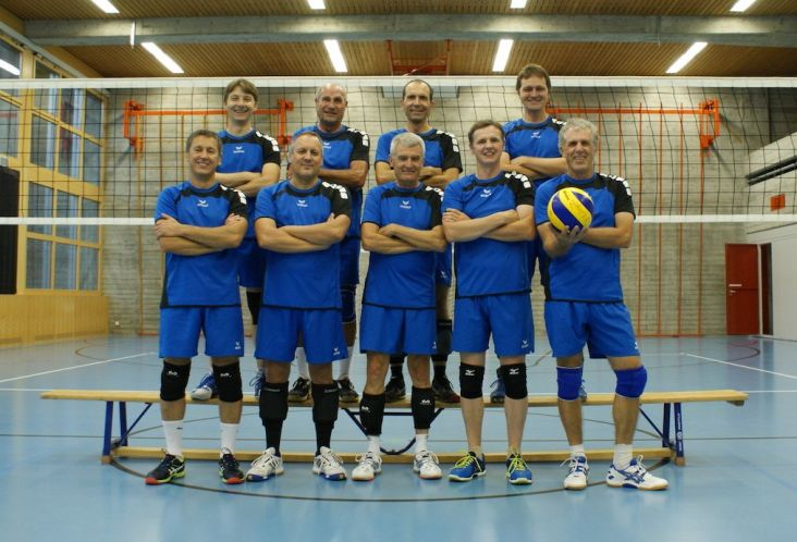 Volleyball Altherren - Aargauer Vizemeister!